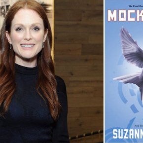 Julianne Moore to Join the Hunger Games Cast