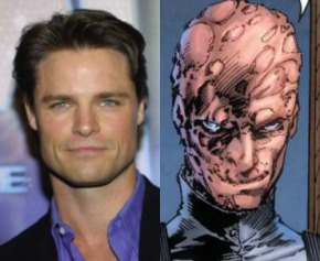 Dylan Neal Cast as Dr. Anthony Ivo in 'Arrow': Season 2