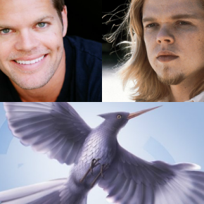 Wes Chatham and Elden Henson Cast in 'Mockingjay'