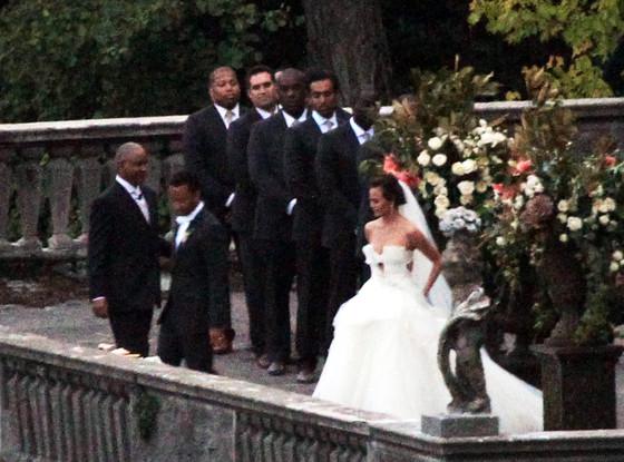 Wedding Update: Chrissy Teigen Dons Three Dresses In Italy