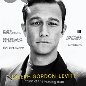 Joseph Gordon-Levitt on the Cover of Out Magazine; Addresses Gay Rumors