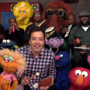 Jimmy Fallon and The Roots Cover 'SesameStreet'
