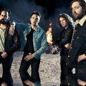 "The Killers Drop ""Shot at the Night"" Music Video"