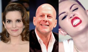 'SNL' Recruits Tina Fey, Bruce Willis, and Miley Cyrus as Hosts