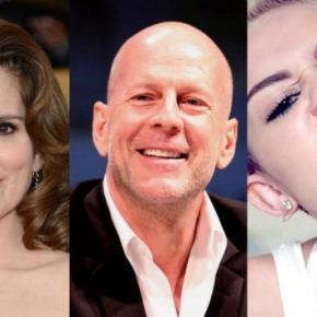 'SNL' Recruits Tina Fey, Bruce Willis, and Miley Cyrus asHosts