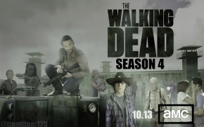 The Walking Dead First Look at Season4