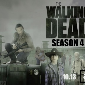 The Walking Dead First Look at Season 4