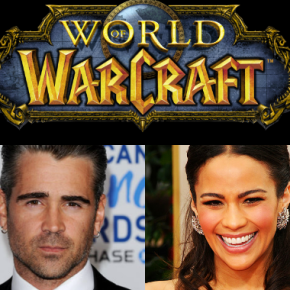 [UPDATED]: Colin Farrell and Paula Patton Offered Lead Roles in Upcoming 'Warcraft' Movie