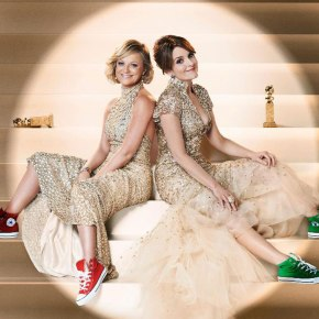 Tina Fey And Amy Poehler Pull Golden Globes Double Hosting Duty