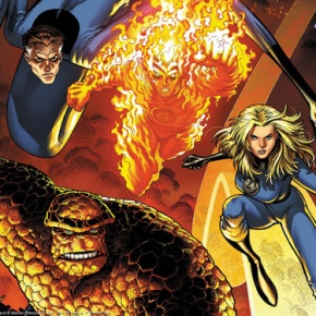 The 'Fantastic Four' Reboot Finds a NewWriter
