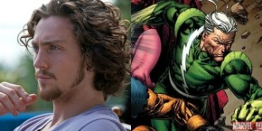 Aaron Taylor-Johnson Confirmed For Quicksilver Role in 'The Avengers: Age of Ultron'