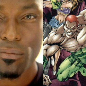 [RUMOR]: Is Jimmy Jean-Louis Up For Amazo Role in 'Arrow'?
