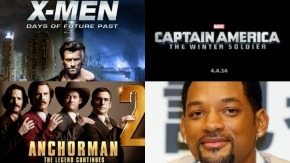 Movie News From Around The Web: Will Smith, 'X-Men: DOFP', and More