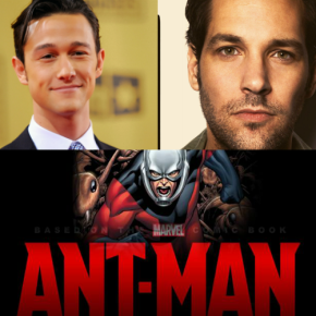 Joseph Gordon-Levitt and Paul Rudd Are Front-Runners in the 'Ant-Man' Race