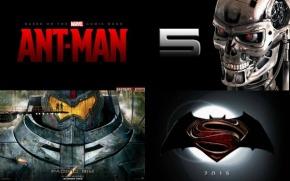 Movie News From Around The Web: 'Batman vs Superman', 'Pacific Rim' andMore