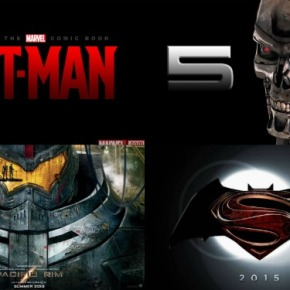 Movie News From Around The Web: 'Batman vs Superman', 'Pacific Rim' and More