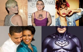 Celebrity News From Around the Web: Rihanna, The Obamas, Miley Cyrus Feud, and More