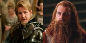 New 'Thor: The Dark World' Posters Showcase Fandral and Volstagg