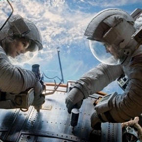 Down At The Box Office: Gravity Crashes In At Number1