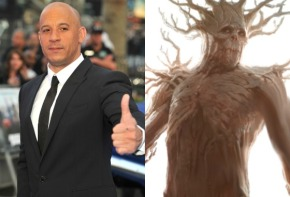 He's at it Again: See Vin Diesel Prepare For Groot Role in 'Guardians of the Galaxy'
