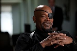 Good Guy Nick Fury Samuel L. Motherf*cking Jackson