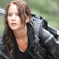 5. Katniss Everdeen: Fictional proof that we can have our story heroines do more than fall in love with a sparkly vampire and otherwise be essentially useless to everyone...including the reader. She gets number 5 based on that alone. Oh and she survived the Hunger Games more than once.