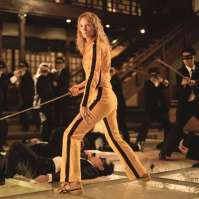 18. Beatrix Kiddo (Kill Bill) : Usually, when women are f*cked with, we imagine the aftermath of everything that happened in 'Kill Bill'. And this is the woman responsible for all of that.