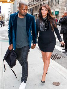 Kim-Kardashian-and-Kanye-manhattan