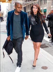 Kim-Kardashian-and-Kanye-manhattan