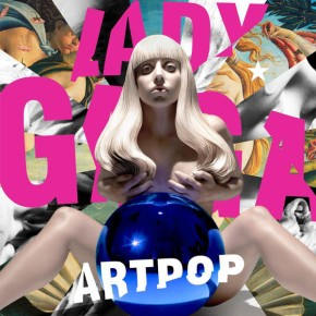 Lady Gaga's ARTPOP Album Cover Is Finally Revealed
