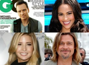 Celebrity News From Around the Web: Brad Pitt, Michael Fassbender, and More