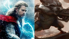 "Marvel Cinematic Universe Update: 'Thor 2′ Unveils Over Thirty Stills and Promises Post-Credit Scenes; Rocket Raccoon is a ""Lonely"", ""Tortured"" Soul"