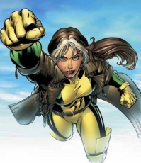 "6. Rogue: She has the power to absorb anyone's power and let's not forget she permanently has Ms. Marvel's powers on tap. She probably would have been ranked higher had it not been for her portrayal on-screen (I have no problems with Anna Paquin; but I do have a problem with how she was written into unbelievable ""bootiness"")."