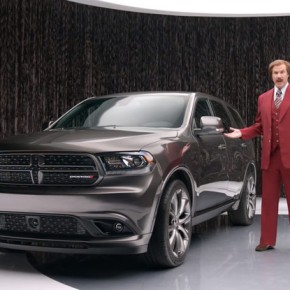 Ron Burgundy's Done News, A Book And Now He Wants To Sell You a Car