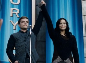 """New """"Hunger Games: Catching Fire"""" TV Spot Featuring Coldplay's """"Atlas"""" Hits TheWeb"""