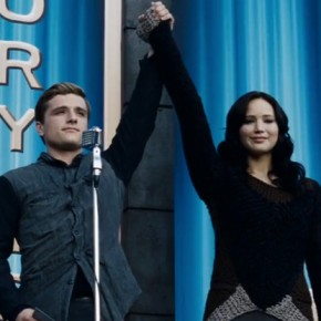 "New ""Hunger Games: Catching Fire"" TV Spot Featuring Coldplay's ""Atlas"" Hits The Web"