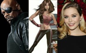 Samuel L. Jackson Confirms Elizabeth Olsen as ScarletWitch
