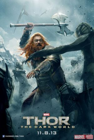 Thor-2-The-Dark-World-Volstagg-Character-Poster