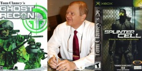 Author Tom Clancy Passes Away at66