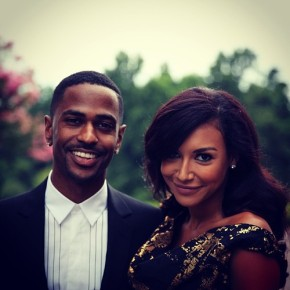 Naya Rivera and Big Sean Are Finally Engaged – Check Out The Huge Ring Here!