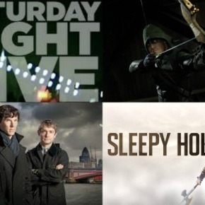 TV News From Around The Web: 'Sherlock', 'Arrow', and More