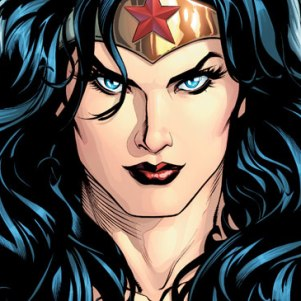 2. Wonder Woman: She is DC's answer to a female Superman and the only woman in a male-dominated original line up of Justice League. How is that for opening doors?