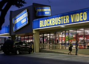 The Changing Face of Media: Blockbuster to Close US Stores