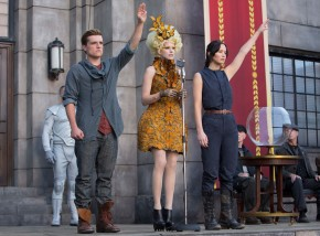Down At The Box Office: 'Catching Fire' Breaks Records As New No.1