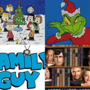 TV News From Around The Web: 'Community', TV Holiday Specials, andMore