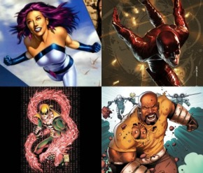 Marvel Fires Back at DC: 'Daredevil', 'Iron Fist', 'Luke Cage', and 'Jessica Jones' TV Shows Headed to Netflix
