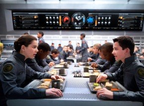 "Down At The Box Office: ""Ender's Game"" Is There New No. 1"