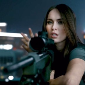 Megan Fox In New 'Call of Duty: Ghosts'Trailer