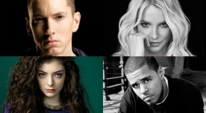 Music News From Around The Web: Eminem, Britney Spears, andMore