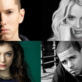 Music News From Around The Web: Eminem, Britney Spears, and More